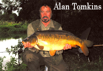 Alan Tomkins Fishing Instruction